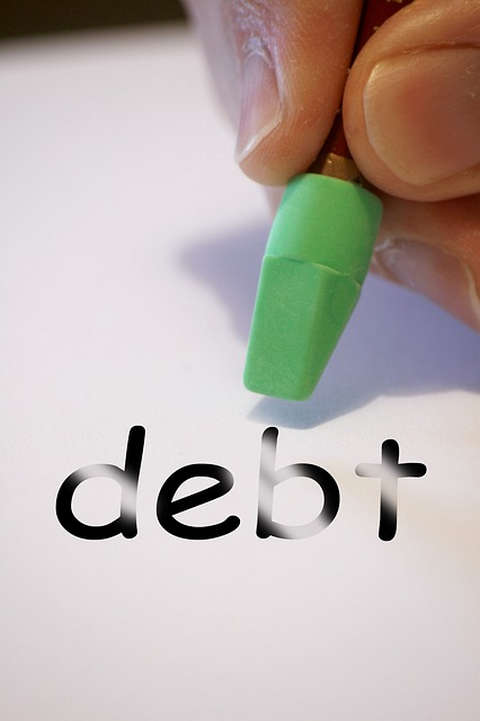 Debt reduction services help when you have debt problems